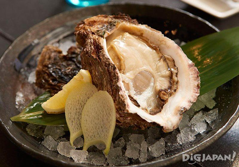 夏ちくはは牡蠣と組み合わせて食べたい