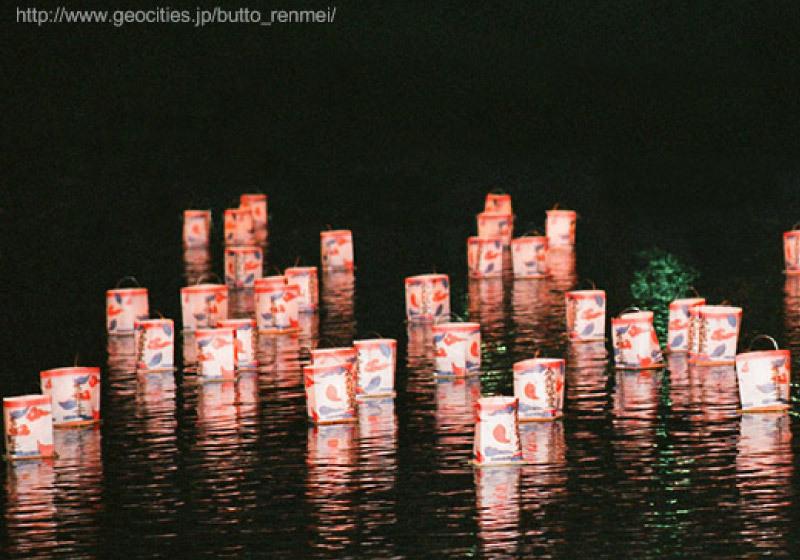 아라시야마 여름 축제 등롱 축제-1
