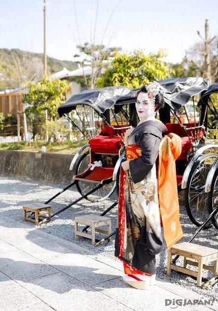 maiko henshin experience