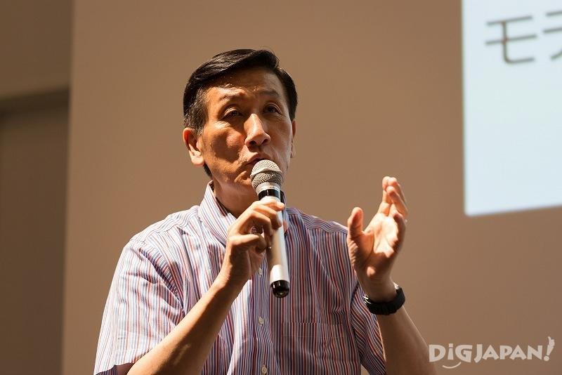 日本GE合同会社代表職務執行者社長兼CEO 安渕聖司氏