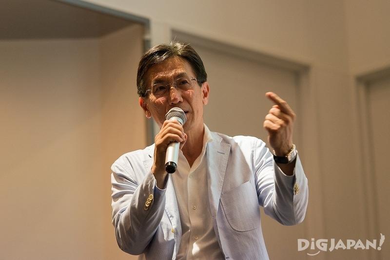 アクセンチュア株式会社取締役会長 程近智氏