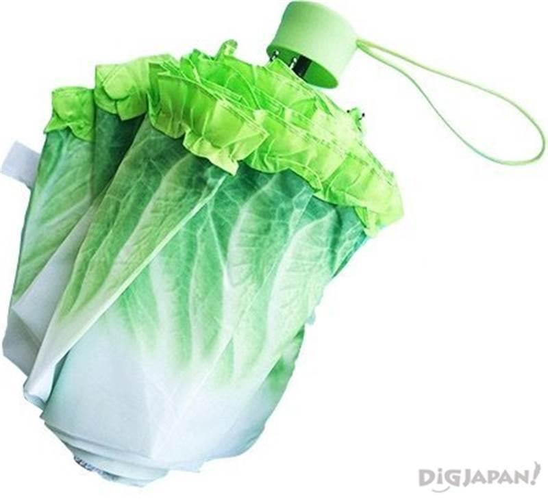 蔬菜雨伞1