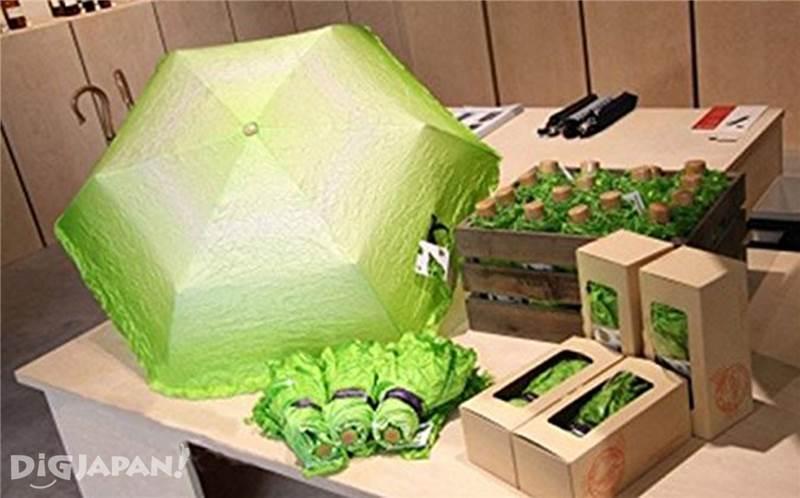 蔬菜雨伞2