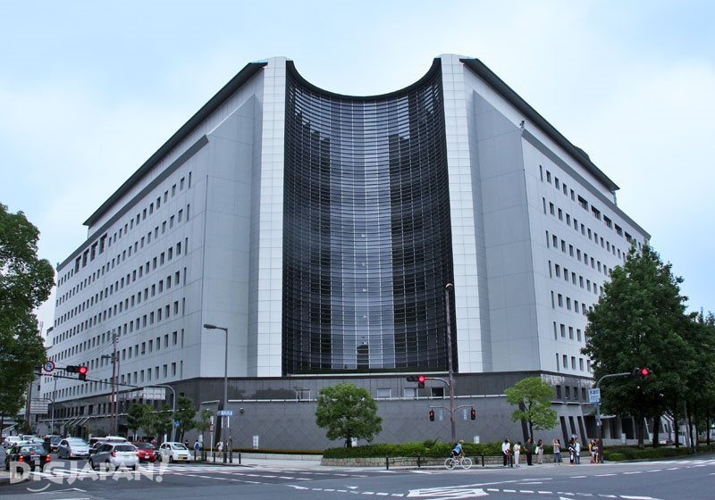 大阪府警察本部