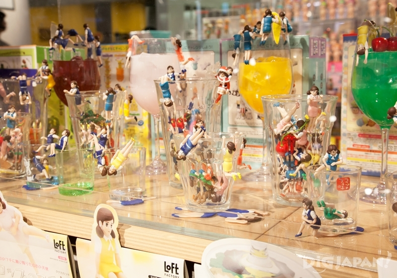 LOFT澀谷店-話題玩具-2