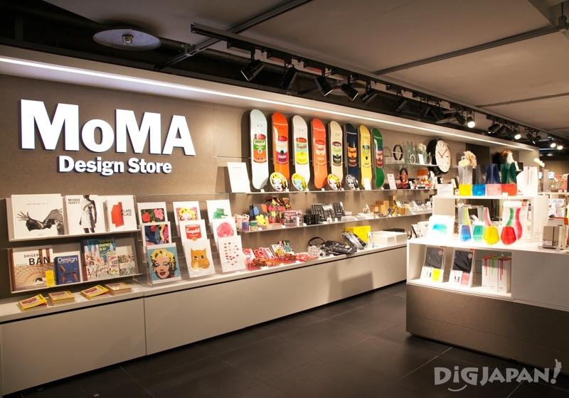 시부야 로프트_MoMA Design Store 코너