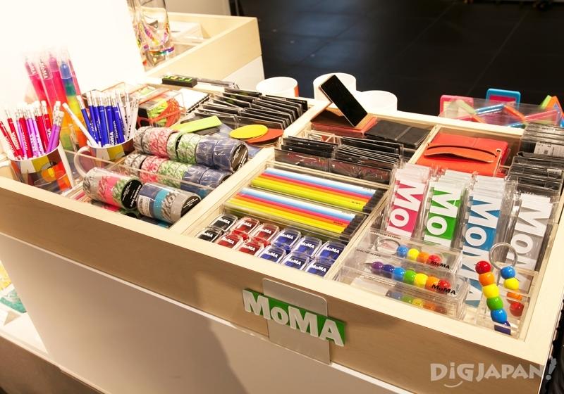 시부야 로프트_MoMA Design Store 코너_문구