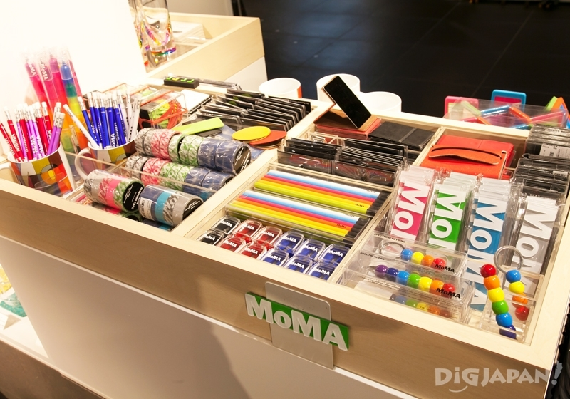 LOFT澀谷店-MoMA Design Store區-原創用品