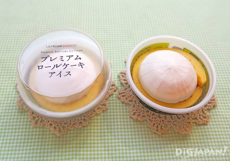 로손 대박 추천 상품 프리미엄 롤케이크 아이스크림-1
