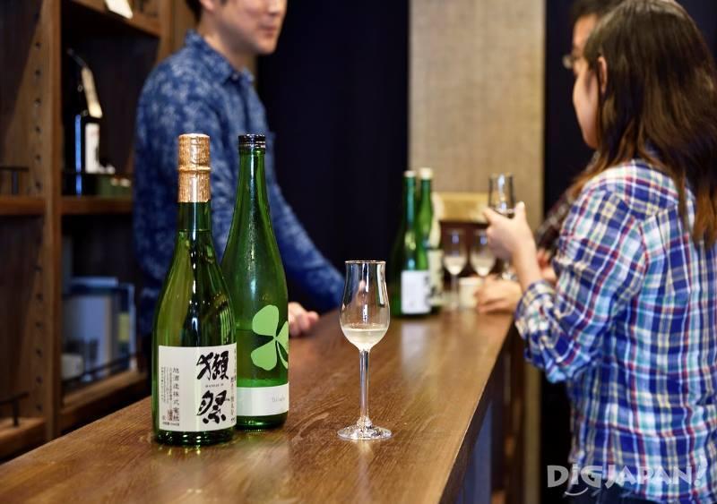 只需一個日元銅板就能品嘗美酒