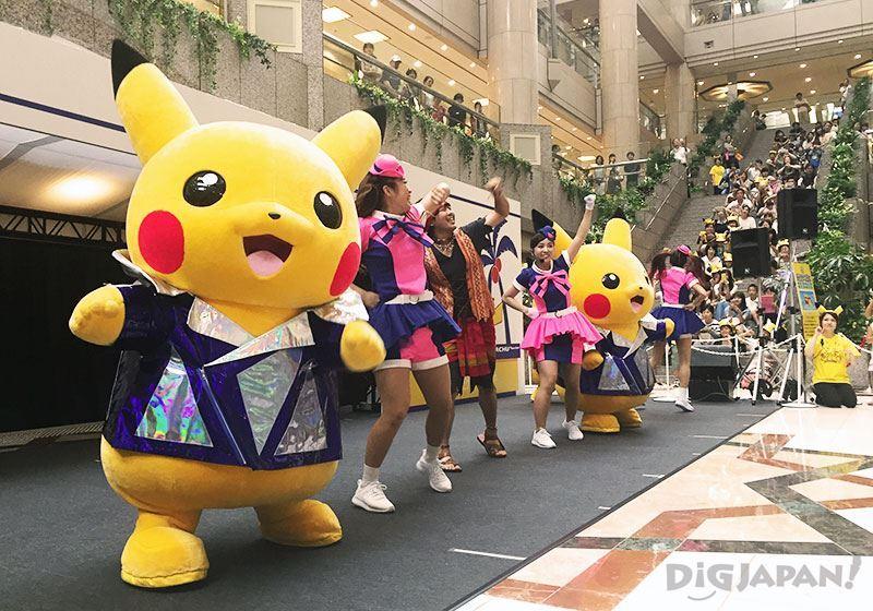 Pikachu Outbreak 2016_横滨陆标大厦