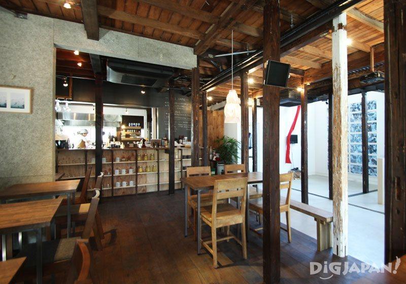 HAGISO_朝食会場