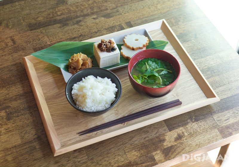 HAGISO_朝食メニュー