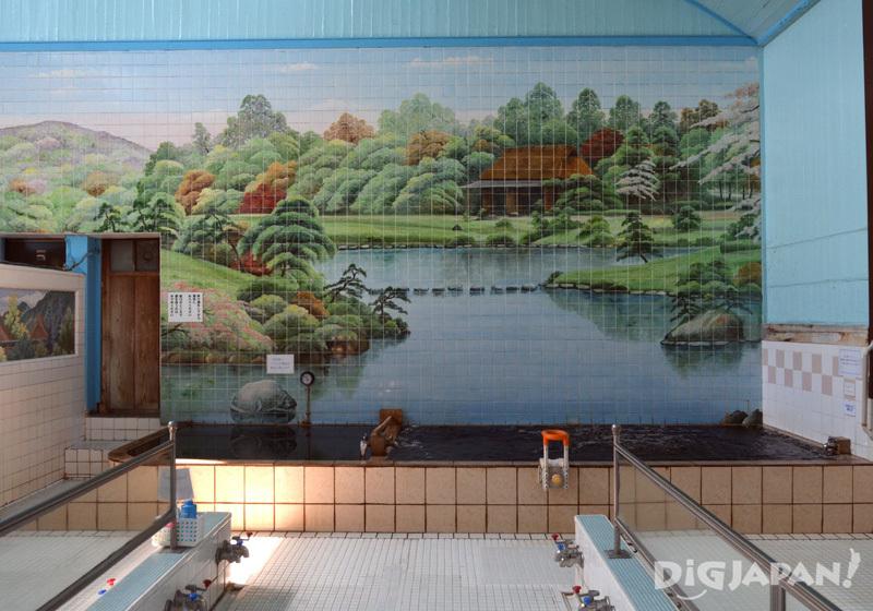 六龍鉱泉_浴場