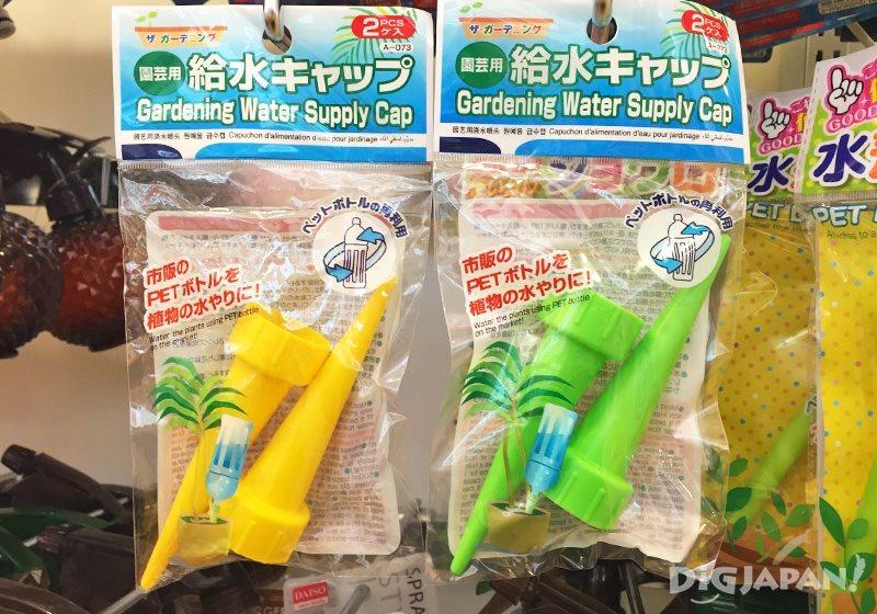 5 ของใช้ไอเดียดี ชีวิตนี้ง๊ายง่าย จาก Daiso!_แคปรดน้ำ1