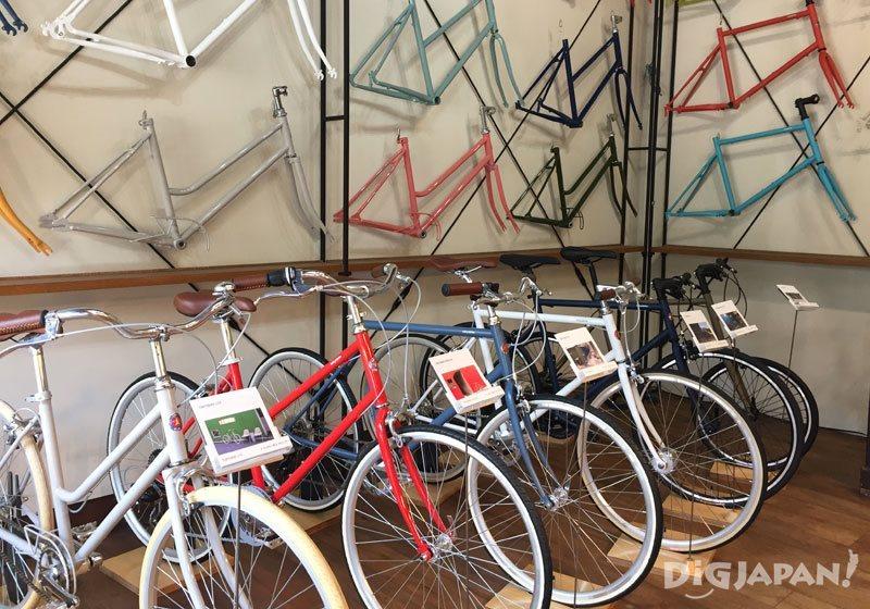 tokyobike gallery 谷中_自転車