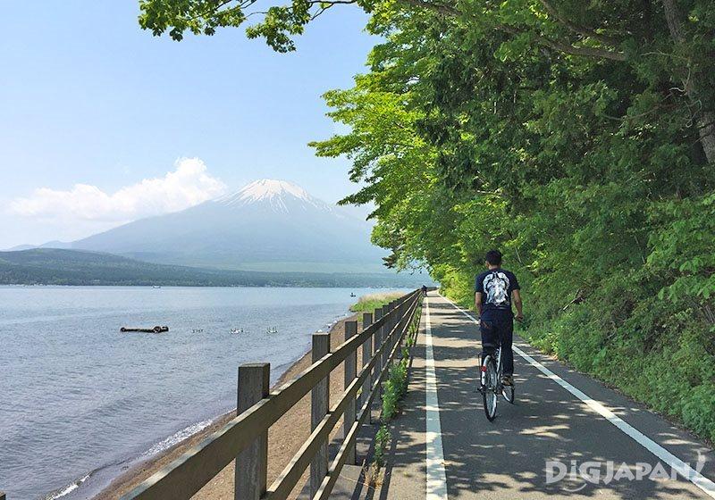 """1 วันกับ """"ฟูจิวิว""""_ทางจักรยาน"""