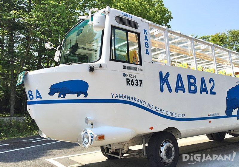 """1 วันกับ """"ฟูจิวิว""""_kaba bus"""