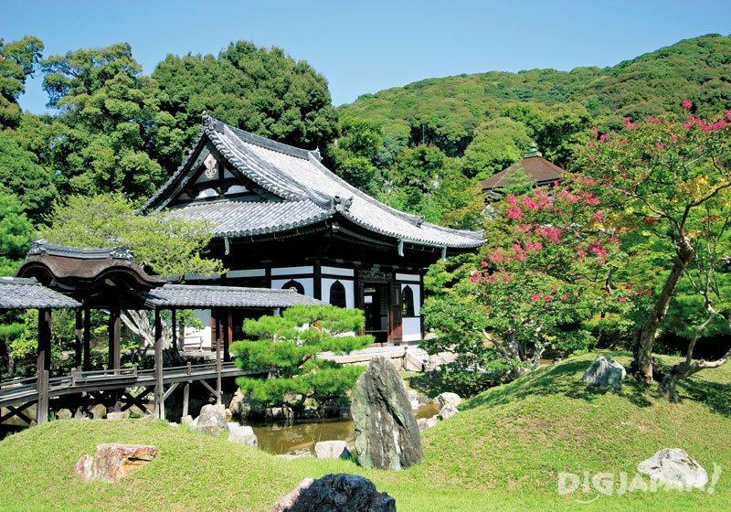 Kodai-ji Temple in Kyoto