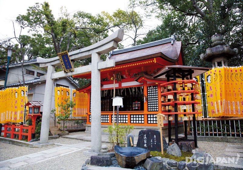 Utsukushii Gozen-sha in Kyoto
