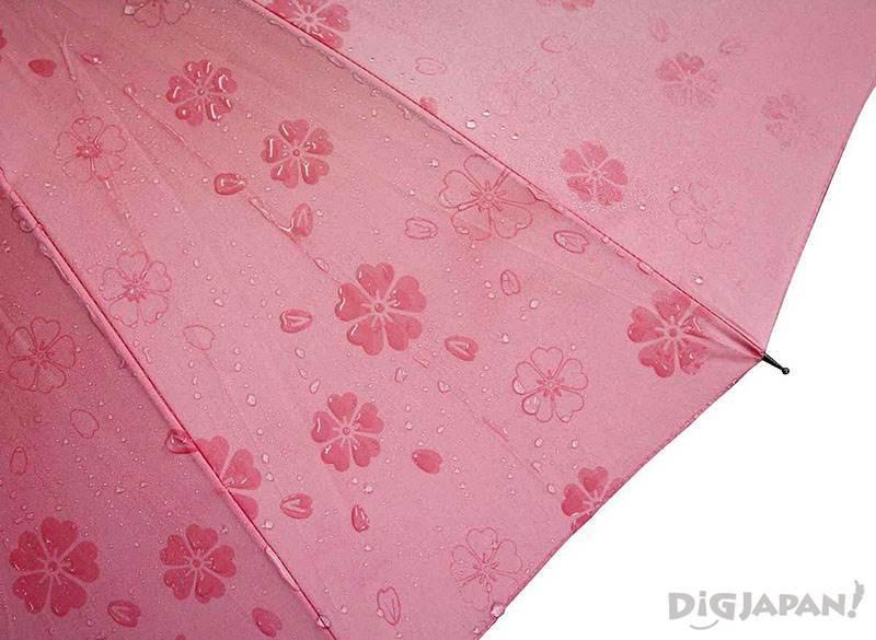 浮花雨伞2
