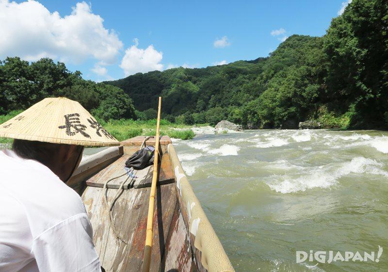 長瀞遊船-3