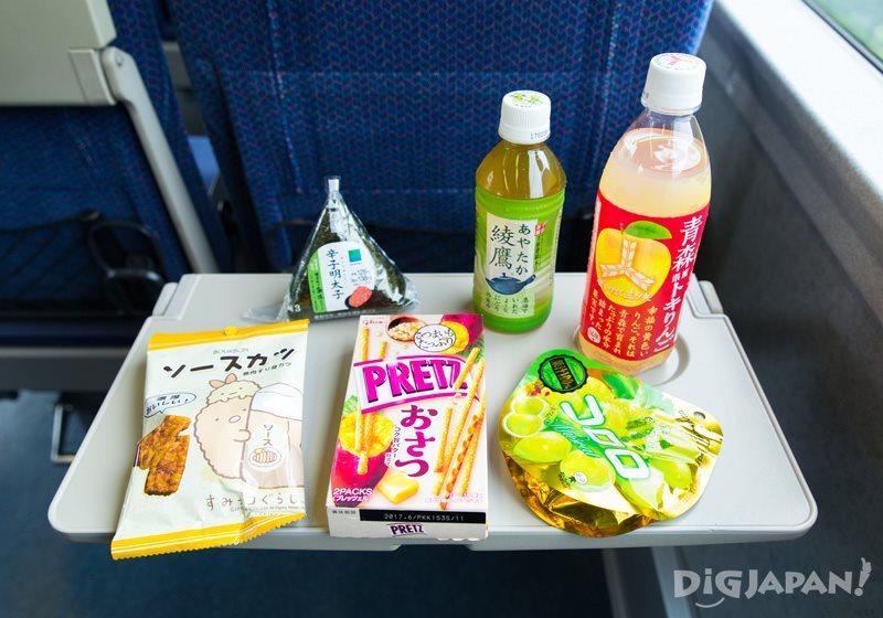 日本零食飲料
