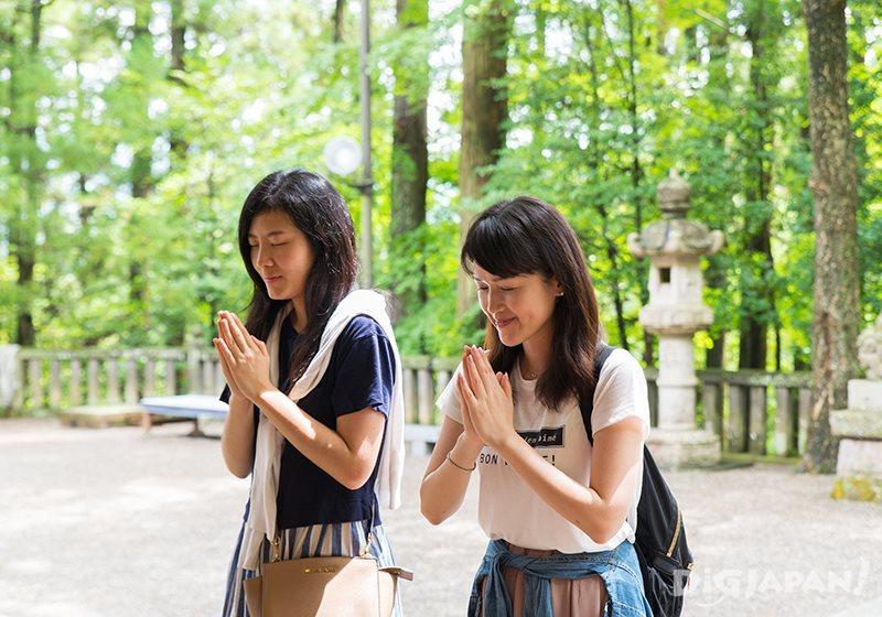 """""""จิจิบุ"""" มาที่เดียวเที่ยวได้ทุกแบบ!_แอบถ่ายสาวๆขอพร"""