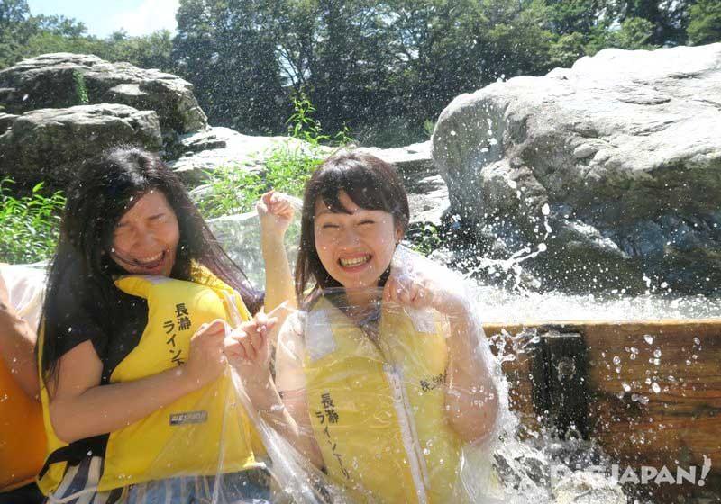 """""""จิจิบุ"""" มาที่เดียวเที่ยวได้ทุกแบบ!_เปียกชุ่มช่ำ"""