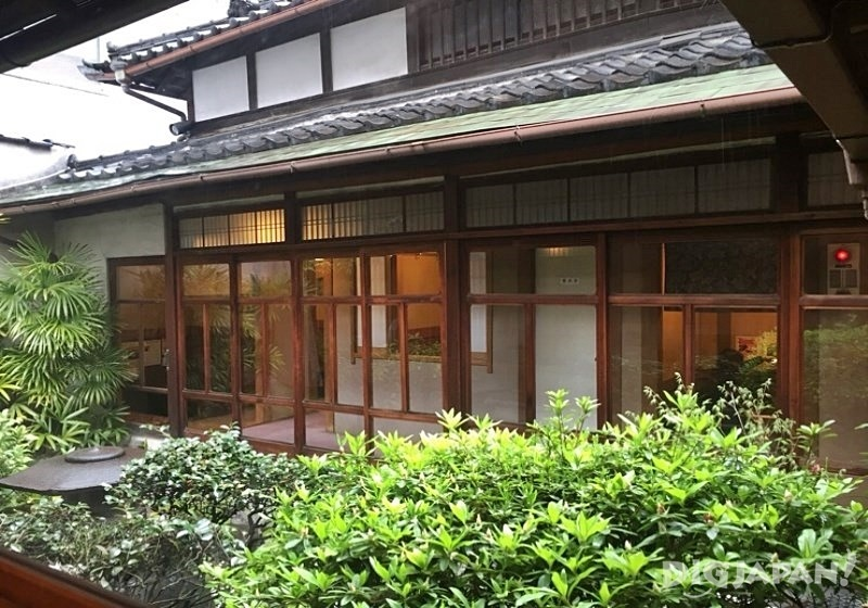 오사카 오므라이스 맛집 북극성 정원