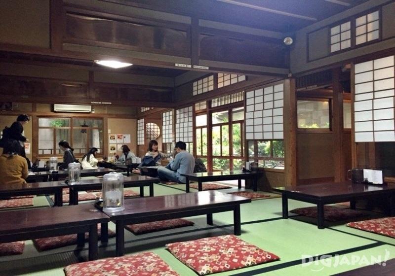 오사카 오므라이스 맛집 북극성 자리