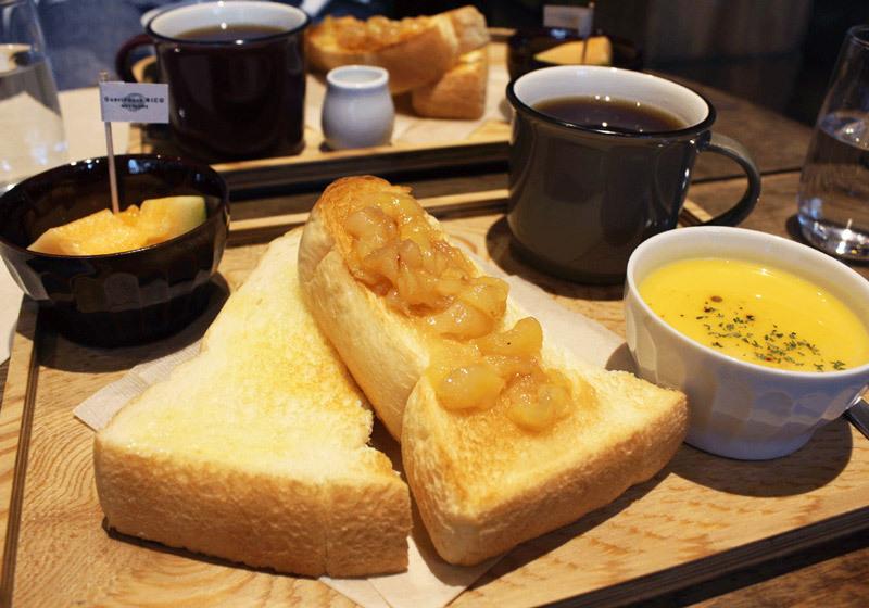 RICO-早餐