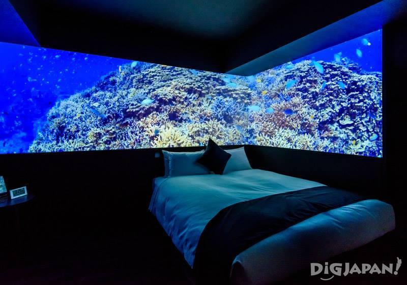 美麗海主題套房內的景像_1