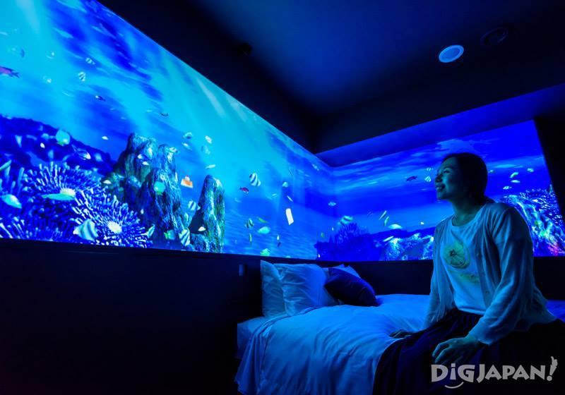 美麗海主題套房內的景像_2
