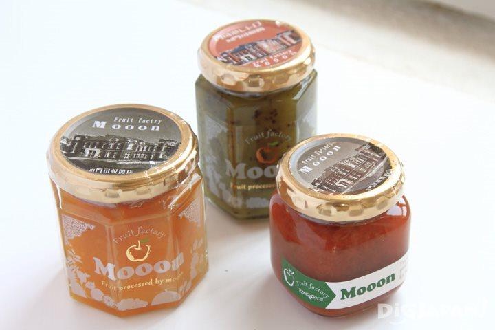 果醬S390日元、M490日元、L590日元