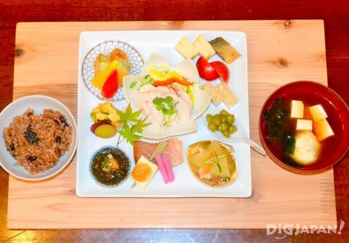 가나자와 여행 맛집 발효식 미인 식당-미인 런치 세트_2