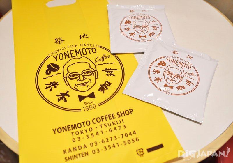 กาแฟ ร้านโยเนโมโตะโคฮี3