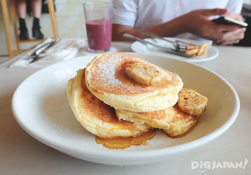 Best 5 Pancake Tokyo_Bills (Omotesando) 3
