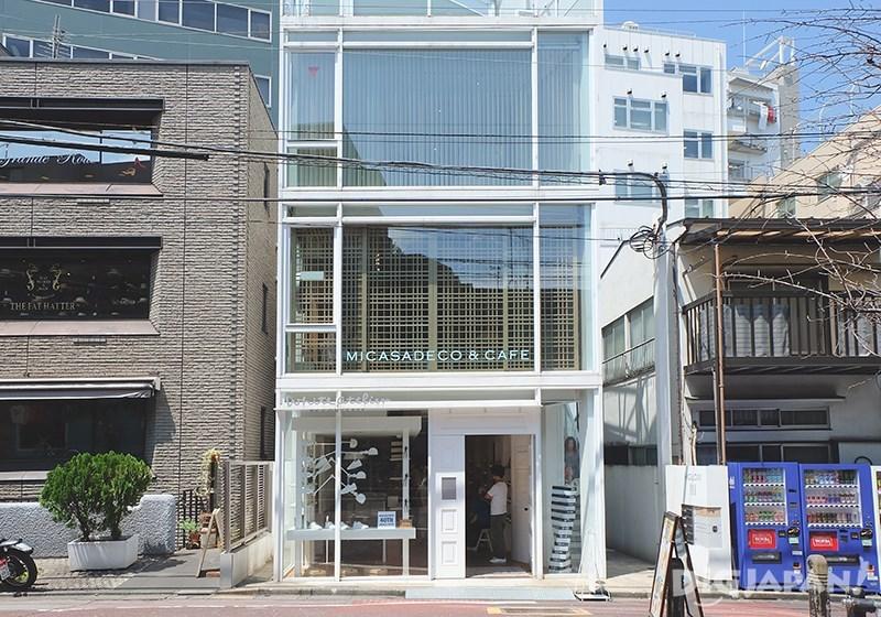 Best 5 Pancake Tokyo_Micasadeco & Café (Meijijingu) 1