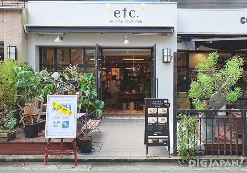 Best 5 Pancake Tokyo_Etc. Journal Standard (Kichijoji) 1