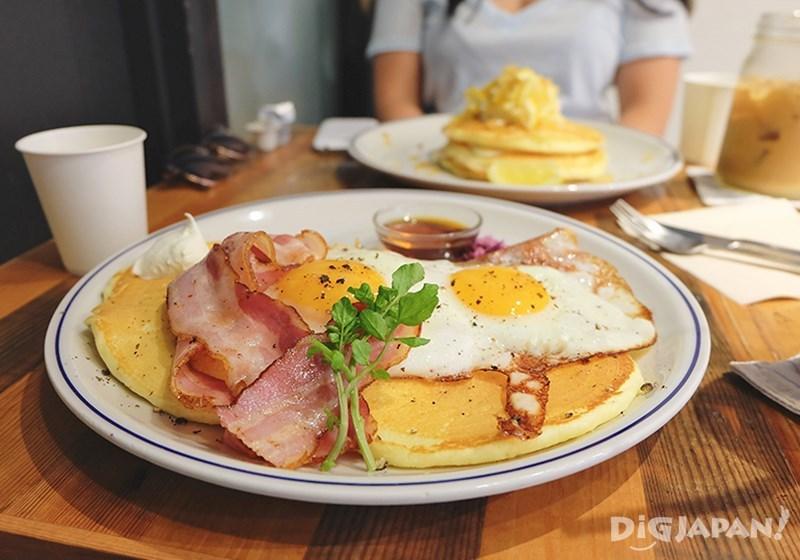 Best 5 Pancake Tokyo_Etc. Journal Standard (Kichijoji) 3