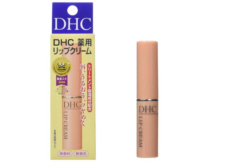 일본 아마존 랭킹 DHC 립크림
