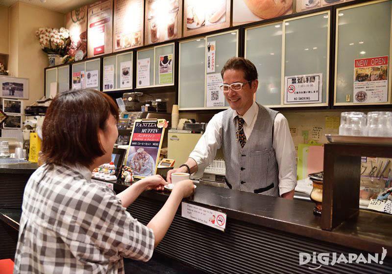 กาแฟ ร้านโยเนโมโตะโคฮี1