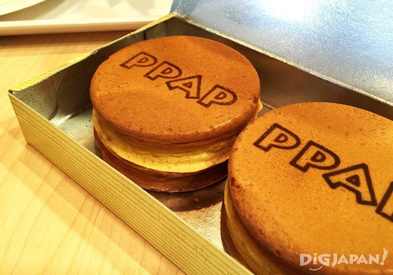 PPAP แพนเค้กญี่ปุ่น