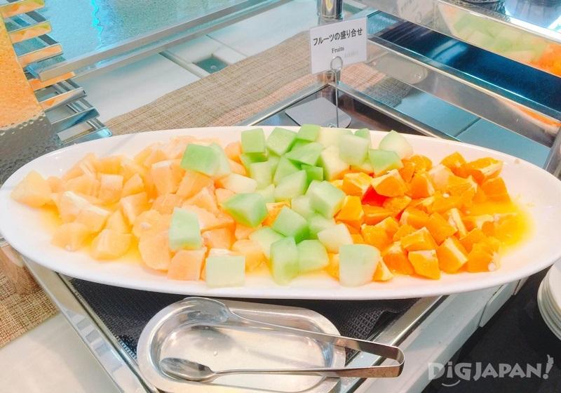 餐後來點一口吃鮮切水果