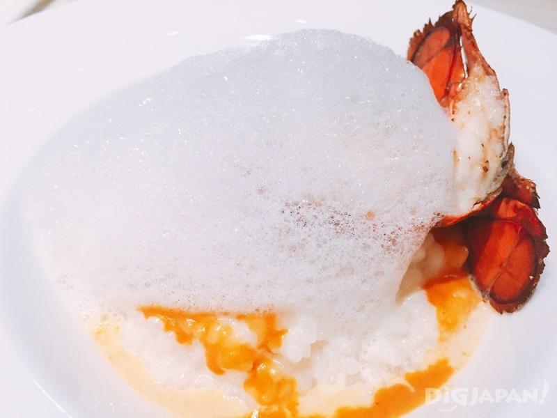 大蝦蟹膏燉飯