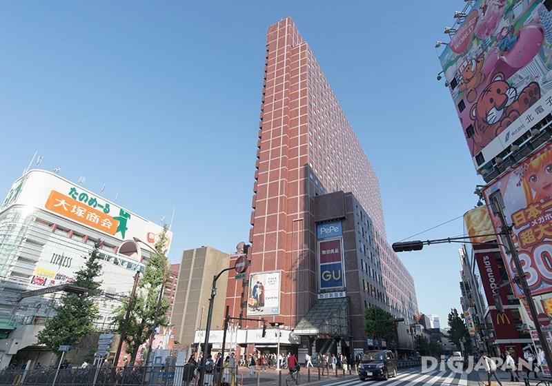สถานี Seibu Shinjuku