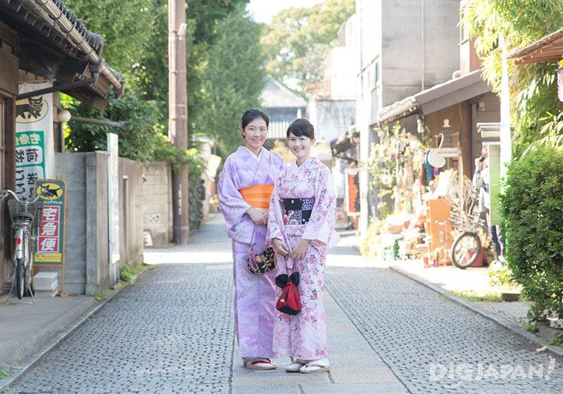 แปลงโฉมเป็นสาวญี่ปุ่น
