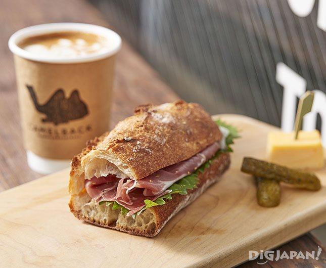 CAMELBACK sandwich&espresso_サンドイッチ