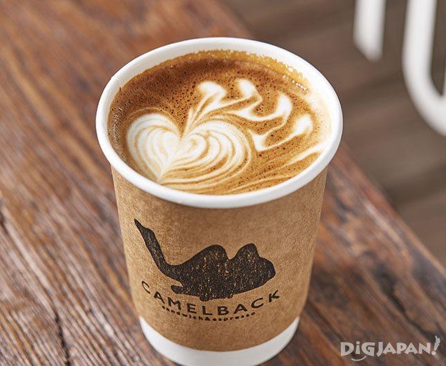 CAMELBACK sandwich&espresso_カフェラテ